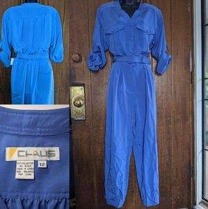 Vintage Inspired Jumpsuit